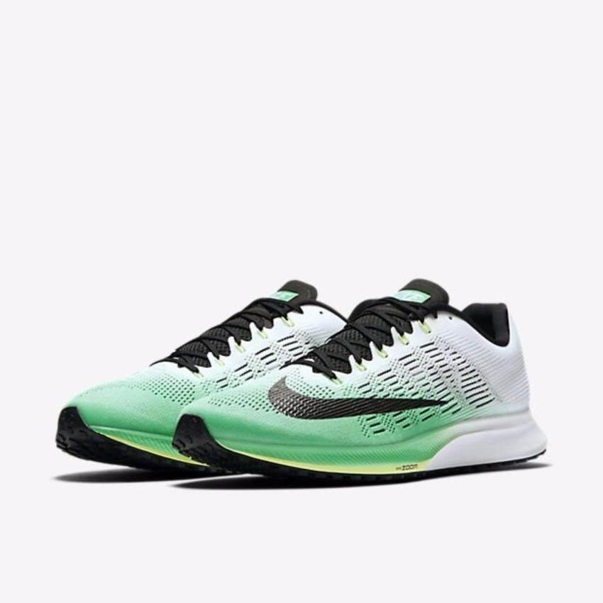 Nike (โปรดเทียบไซด์รองเท้า ตามตาราง) รองเท้าฟิตเนส รองเท้าลำลอง รองเท้าวิ่ง รองเท้าเที่ยว รองเท้าบาส รองเท้าวอลเล่ รุ่น Nike Men's Air Zoom Elite 9