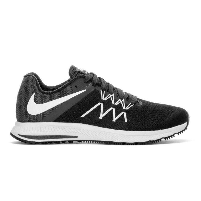 ขายดี NIKE รองเท้า NIKE ZOOM WIMFLO 3 (Black)