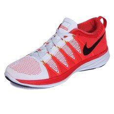 Nike running shoes รุ่น flyknit lunar 2 รองเท้าวิ่ง