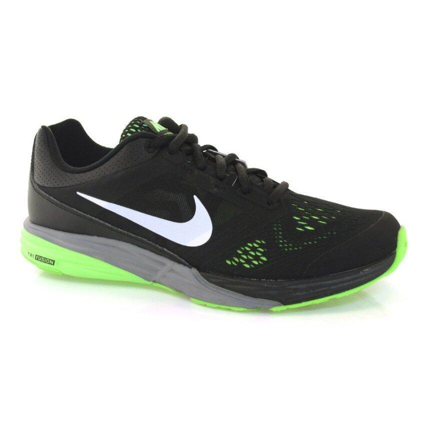 เช็คราคา Nike running shoes รุ่น TRI FUSION รองเท้าวิ่ง (สีดำ) เบอร์ 41-44