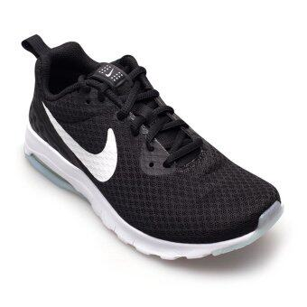 NIKE WOMEN รองเท้าผ้าใบ ผู้หญิง รุ่น AIR MAX MOTION LW - 833662011 (BLACK/WHITE)
