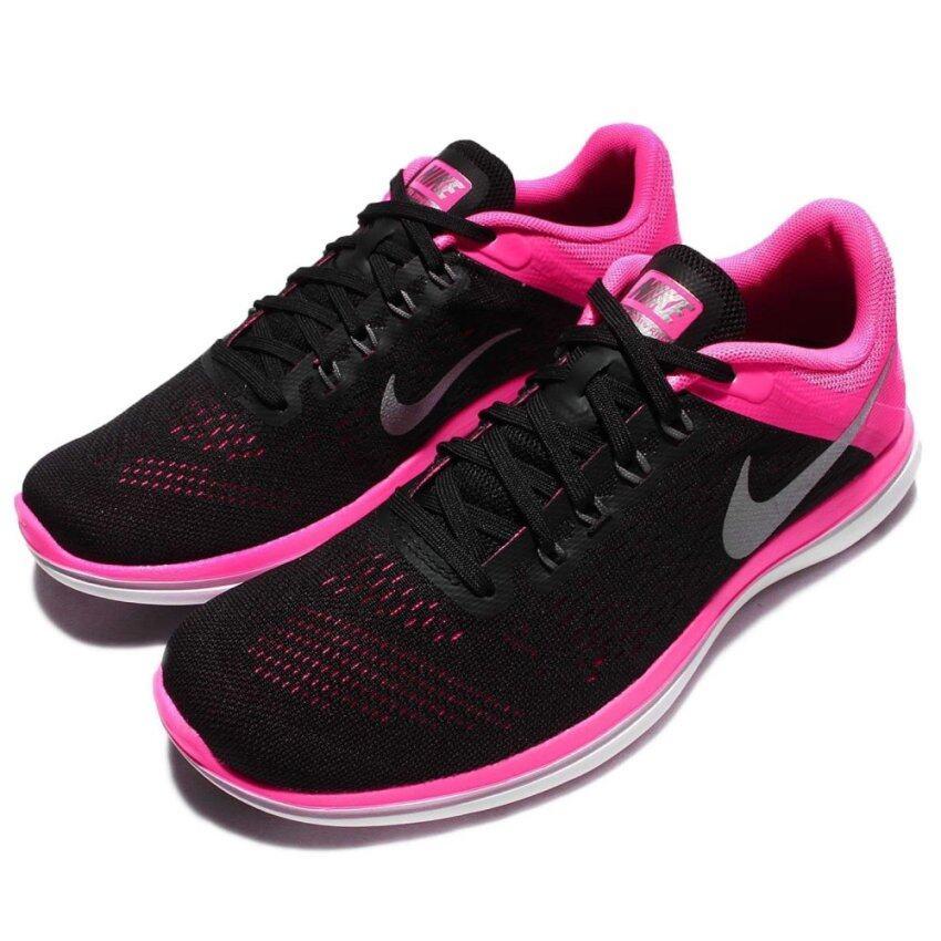 NIKE รองเท้า วิ่ง ไนกี้ Women Run Shoe FLEX 2016 Running 830751-006 (3100)