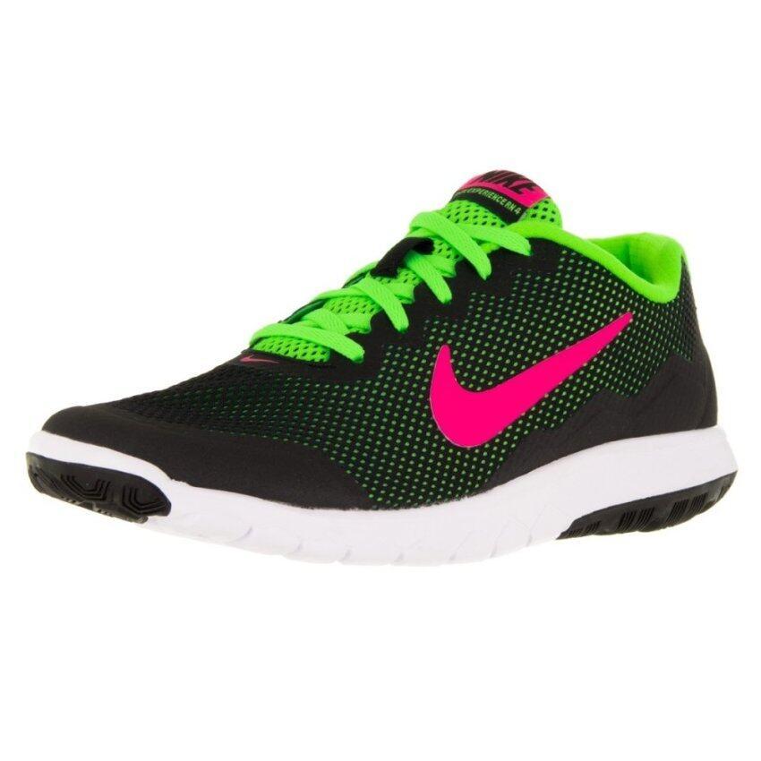 เปรียบเทียบราคา NIKE รองเท้า วิ่ง ไนกี้ Women Running Shoes Flex Experience RN4 749178-019 (2700)