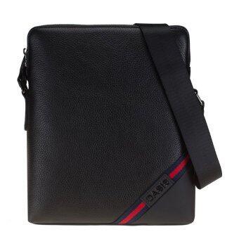 รีวิว OASIS กระเป๋าสะพายข้าง รุ่น AMB8827-BL สีดำ