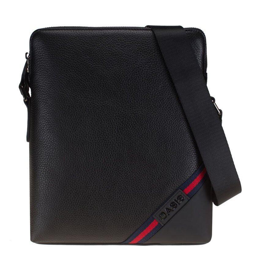 OASIS กระเป๋าสะพายข้าง รุ่น AMB8827-BL สีดำ