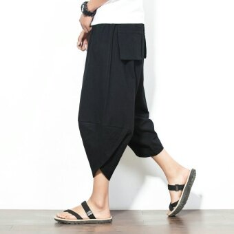 ORIEN Fashion Mens Haroun Pants - intl