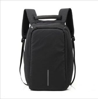 OZUKO 2017 New Style City Antitheft Men's Backpacks Fashion ideas USB Charge Computer Backpack Casual Laptop Rucksack School Bag - intl""