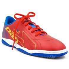 PAN รองเท้าฟุตซอล Vyrus4 (สีแดงน้ำเงิน)