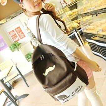 คนรักใหม่และหญิงโรงเรียนมัธยมนักเรียนนักเรียน ((ผ้าใบขนาดเล็กเครา) PARK'S สี)