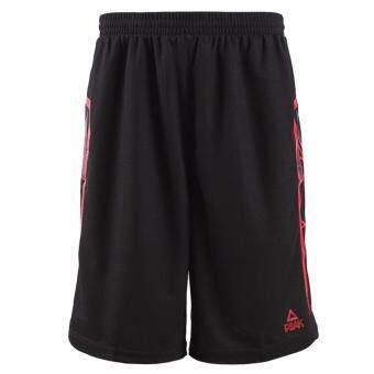 ซื้อ/ขาย PEAK เสื้อ ผ้า กีฬา บาสเกตบอล Basketball Sport Jersey พีค รุ่น F7131091 Black