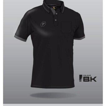 ซื้อ/ขาย เสื้อคอปกผู้ชาย PEGANสีดำ