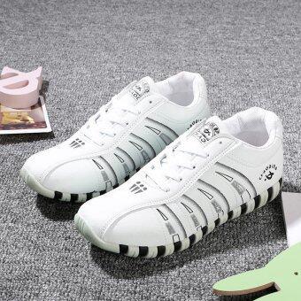โปรโมชั่น - PINSV Women s Sport Shoes Badminton Shoes (White) – intl ... 925c28bbc6