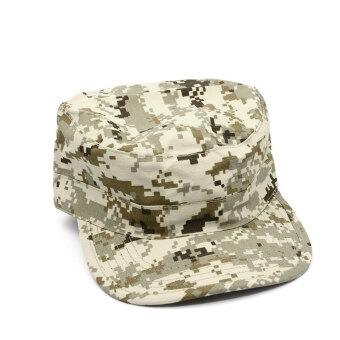 กะบังหมวกแก๊ปดวงหญิงชายกองทัพทหารลายพรางทหารทางยุทธวิธีรบนอกแบบหมวกลายพรางทะเลทราย