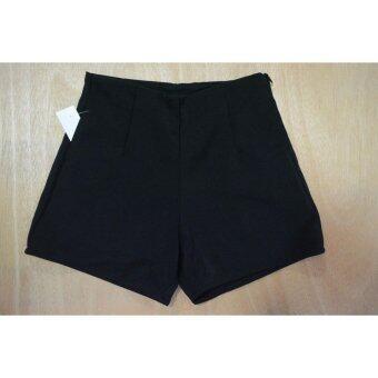 กางเกงขาสั้นฮานาโกะ(ดำ): ซื้อขาย กางเกงขาสั้นลำลอง ออนไลน์ในราคาที่ถูกกว่า