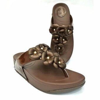 Quick Step รองเท้าแฟชั่นเพื่อสุขภาพรุ่นซิกฟาวเวอร์สีน้ำตาล