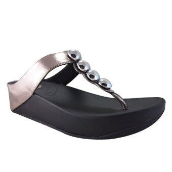 Quick Step รองเท้าแฟชั่นเพื่อสุขภาพเท้า รุ่นโฟร์เมทัล - สีเทา