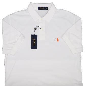 ralph lauren cotton 100 1487136742 65804111 f71c7636062c206a5266c12626eaf467 product ดีที่สุด เสื้อโปโลม้าเล็ก แขนสั้น Ralph Lauren เนื้อผ้า Cotton 100% ของแท้