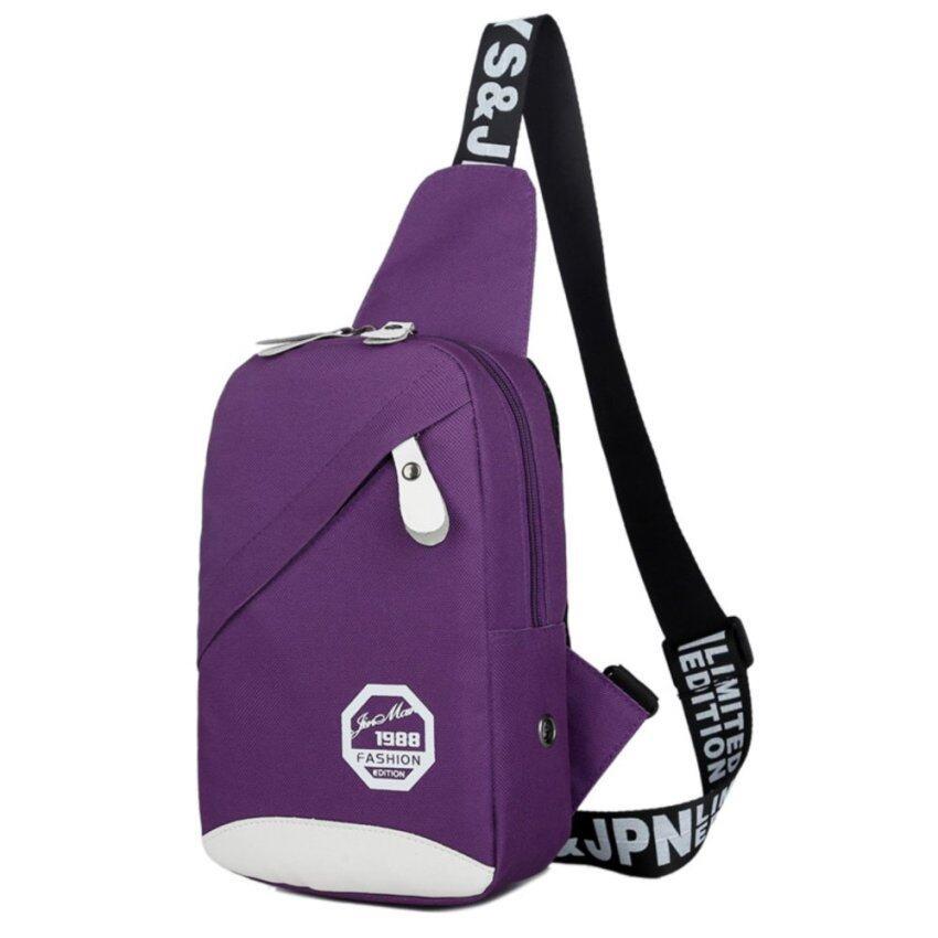 RockLife กระเป๋า กระเป๋าสะพายข้าง กระเป๋าสะพายข้างสำหรับผู้ชาย -R1128 Black