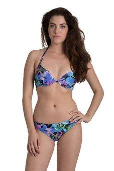 Roxy ชุด Bikini รุ่น SRLSW170 (Blue)