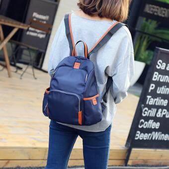 Sa-Buy-Dee Shop กระเป๋าเป้ กระเป๋าสะพายหลัง กระเป๋าหนัง รุ่น BP1709PUBE - 3