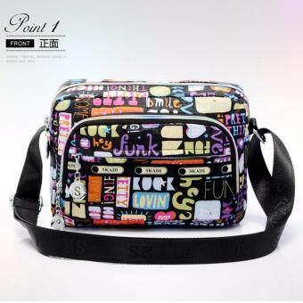 เปรียบเทียบราคา SKADI กระเป๋าผ้าร่ม รุ่น AS0111 (Multi-color)