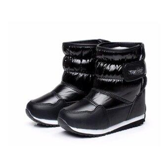 ((เบามาก))รองเท้าบูทกันหนาวเด็ก รองเท้าบูทลุยหิมะSnow Boots (Size 26-34 )