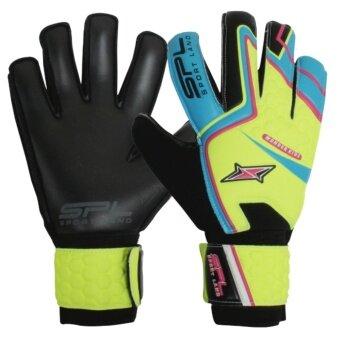 Sportland ถุงมือ โกล์ว SPL Goal Gloves Wonder Kidz N.YL/CY