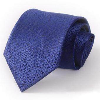 Stylish Various Candy Colors 5CM Width Tie For MenSAPPHIRE BLUE