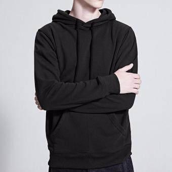Tailor Made เสื้อคลุมกันหนาว Unisex Jacket Hood สี Black(Int: One\nsize)