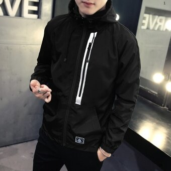 The new coat jacket casual clothes all-match handsome spring tide - intl