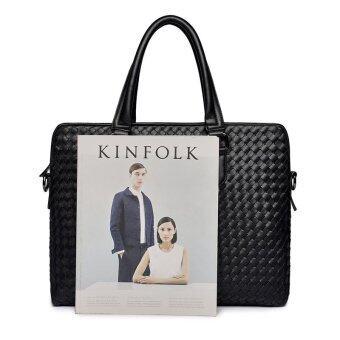 Tidog New men's Bag Tote Bag business bag briefcase - intl - 3