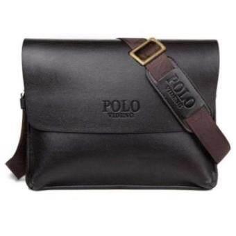 ประกาศขาย กระเป๋าสะพาย กระเป๋าผู้ชาย POLO VIDENG (สีกาแฟ)