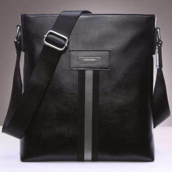 กระเป๋าสะพาย กระเป๋าไอแพ็ต ผู้ชาย FAROKY 1774 สีดำ