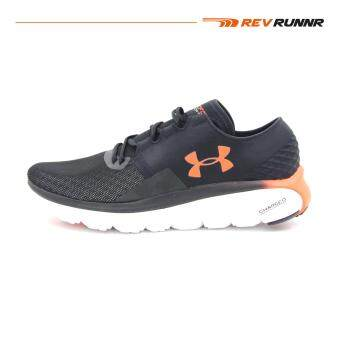 UA SPEEDFORM FORTIS 2.1-BLACK / WHITE