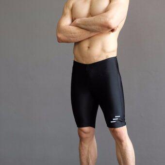 Wanaka กางเกงว่ายน้ำ WNK 39 (Black/White)