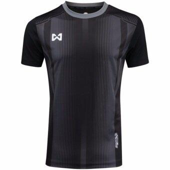 WARRIX SPORT เสื้อ WA-1546-AA (สีดำ)