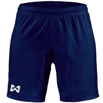 WARRIX SPORT กางเกงฟุตบอลเบสิค WP-1505 สีกรมท่า