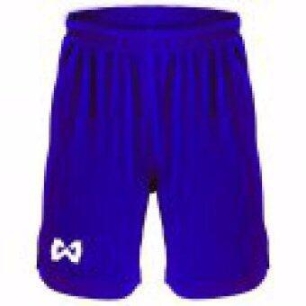 WARRIX SPORT กางเกงฟุตบอลเบสิค WP-1505 สีน้ำเงิน