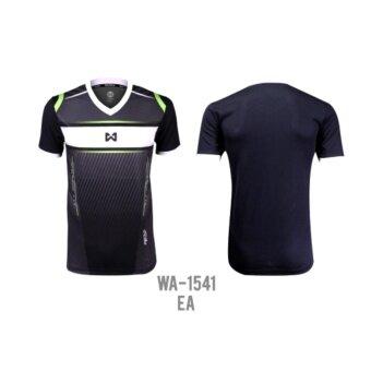 ประเทศไทย เสื้อกีฬาสีดำWarrix Sports