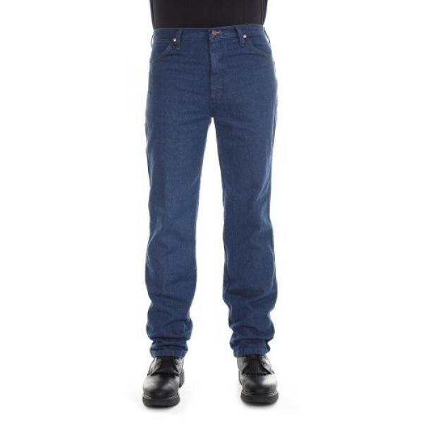 Wrangler Mens Cowboy Cut Slim Fit Jean,Prewashed Indigo,33x32 - intl