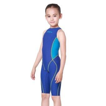 ชุดว่ายน้ำแขนกูด เด็ก ยี่ห้อYefa (ท้องฟ้าสีฟ้าสะกดสีฟ้า)