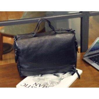 ประกาศขาย กระเป๋าถือ กระเป๋าสะพายข้าง ผู้หญิง สีดำ รุ่น YYH1024