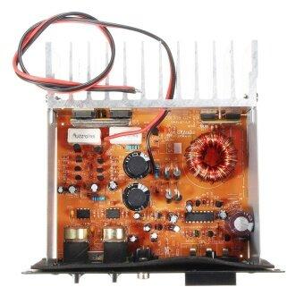 100W 12V Car Hi-Fi Bass Power Amplifier Powerful 6-12inch Subwoofers Digital AMP - intl