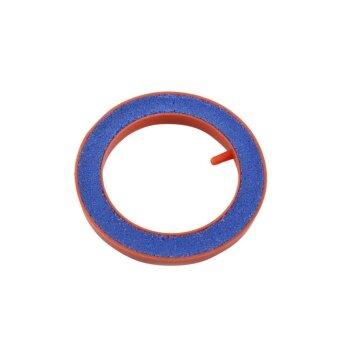 10CM Air Stone Aquarium Fish Tank Pump Accessories Aerator Diffuser Bubble Oxygen Tool (Orange) - intl - 2