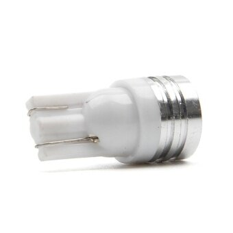1W T10 168 194 W5W SMD LED Car Tail Wedge Light Lamp Bulb 12V XenonWhite - intl รูบที่ 3