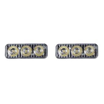 Eagle Eye LED Fog Lights 23mm 10W(WHITE). Source · 2 PCS DC
