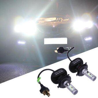 2 X Car LED Headlamps Headlamps Car LED Headlights H4 50W - intl - 2 ...