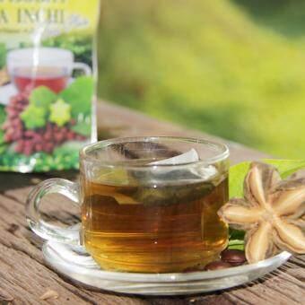 ชาถั่วดาวอินคา (สมุนไพร) 20 ซอง 12 กล่อง UMB Herbal Tea (SachaInchi) (image 1)
