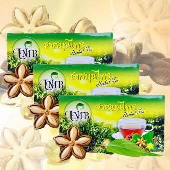 ชาถั่วดาวอินคา (สมุนไพร) 20 ซอง 3 กล่อง UMB Herbal Tea