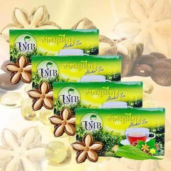 ชาถั่วดาวอินคา (สมุนไพร) กล่องละ 20 ซอง 4 กล่อง UMB Herbal Tea